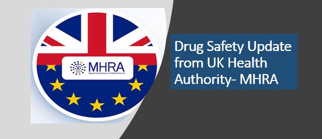 Stimulant Laxatives-Safety Update from UK Health Authority- MHRA